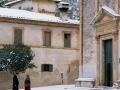 Chiesa in inverno