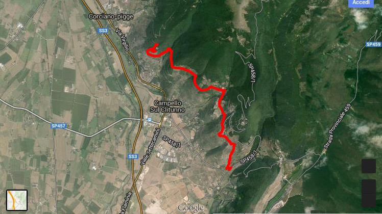 screenshot-via-francigena-campello